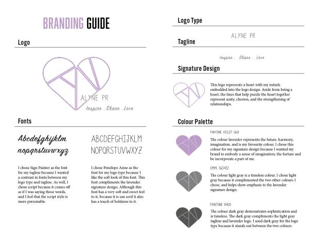 Andrea Ng Brand Guide