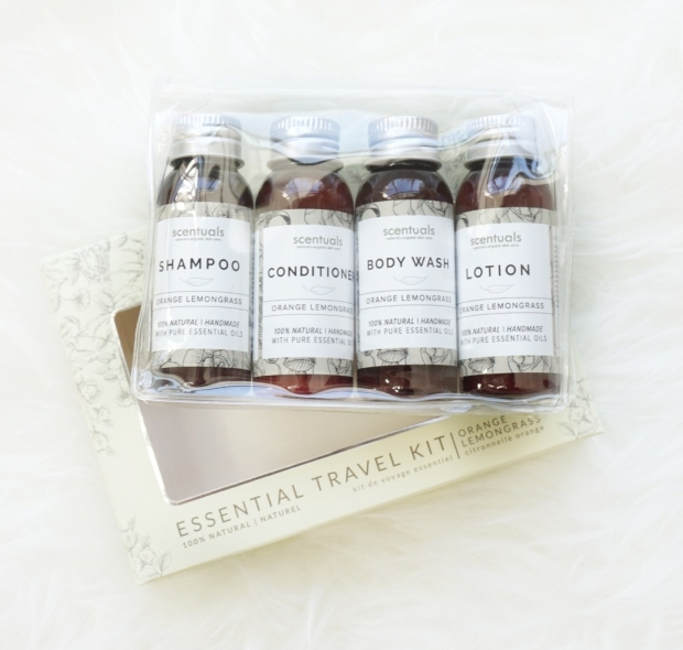 Scentuals Travel Kit